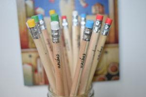matite gomma colorata